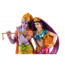 Radhe Krishna Statue