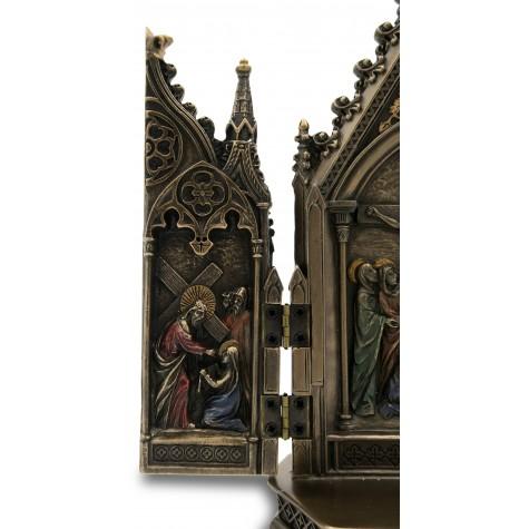 Church Handmade in Polyresin - Home Decor Gift for Jesus Lovers